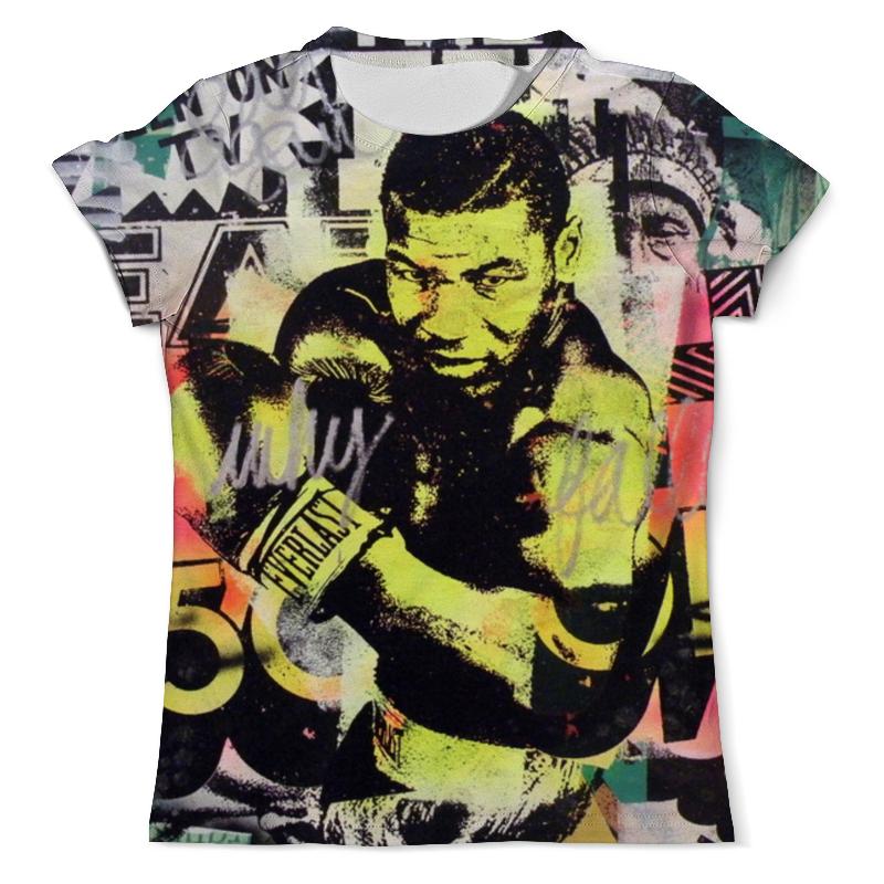 Printio Мухамед али футболка wearcraft premium printio легенды бокса мухамед али