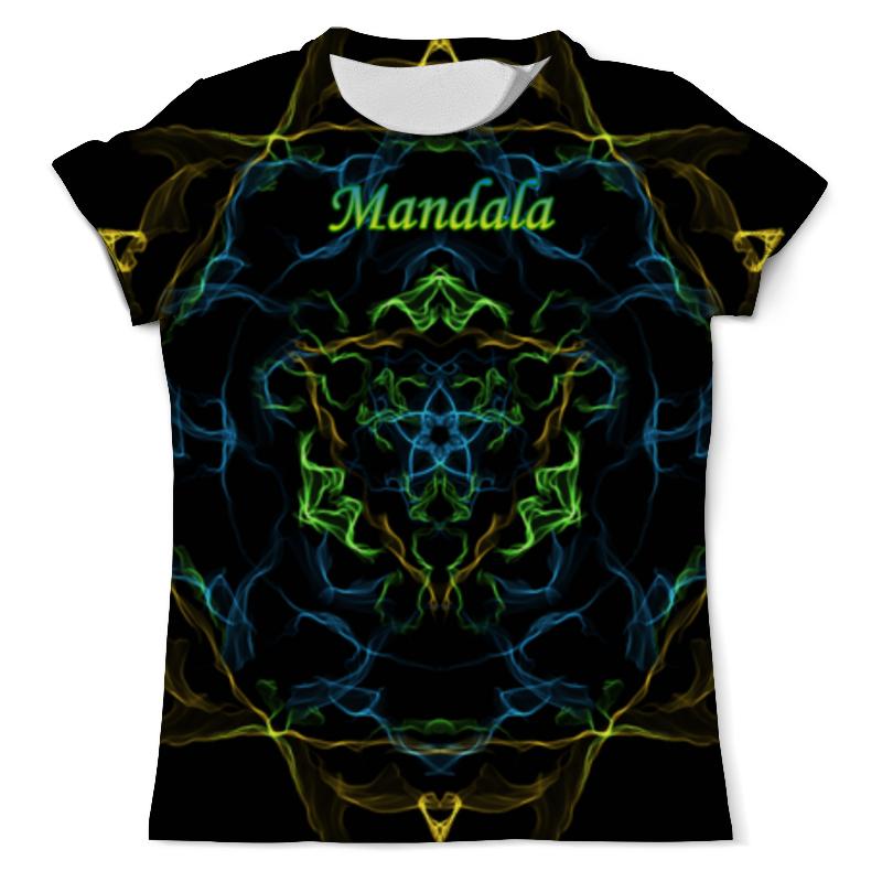 Фото - Printio Мандала. футболка с полной запечаткой мужская printio фрактальная эзотерика мандалы