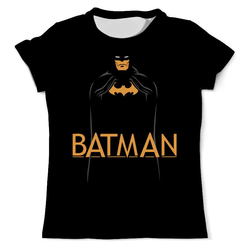 Футболка с полной запечаткой (мужская) Printio Бэтмен (batman) футболка с полной запечаткой мужская printio batman x joker бэтмен