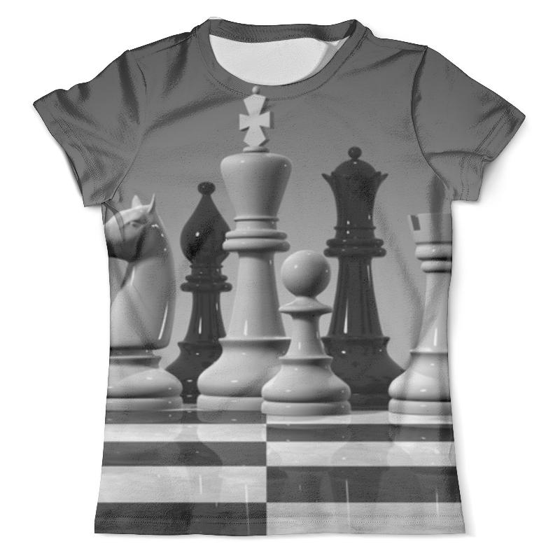 Футболка с полной запечаткой (мужская) Printio Шахматы футболка шахматы