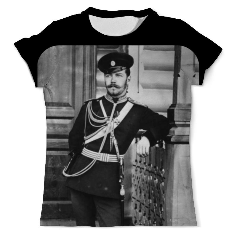 Футболка с полной запечаткой (мужская) Printio Россия царская футболка с полной запечаткой мужская printio россия царская