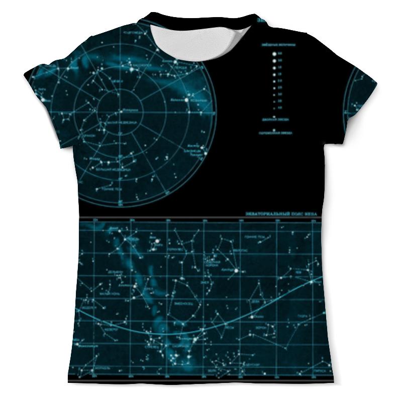 все цены на Printio Карта звёздного неба онлайн