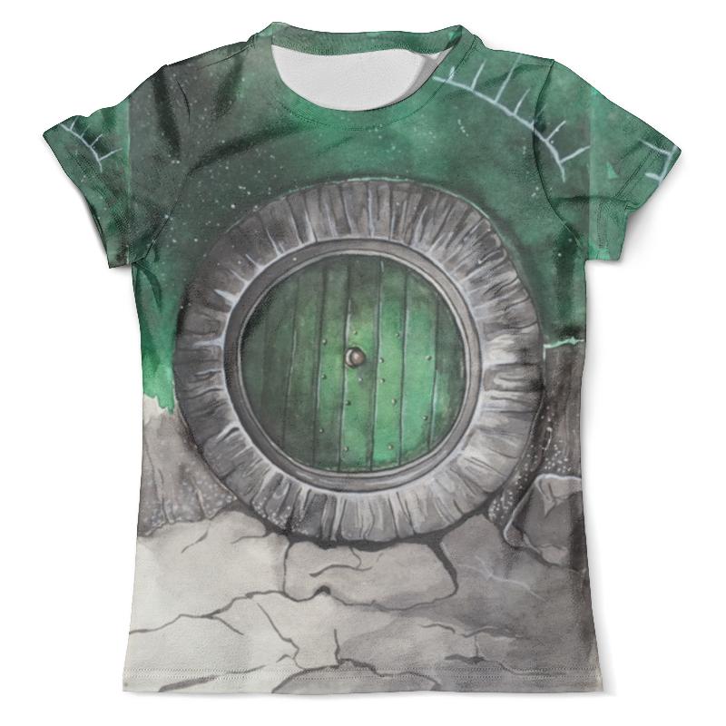 Футболка с полной запечаткой (мужская) Printio Волшебная дверь от milanna дверь храма