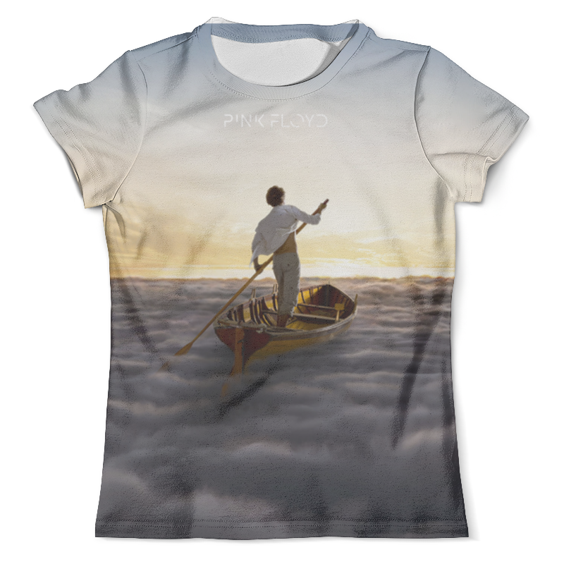 Футболка с полной запечаткой (мужская) Printio Pink floyd endless river cd dvd pink floyd the endless river