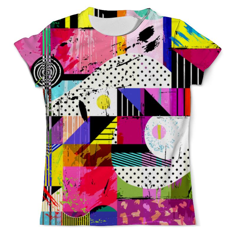 Фото - Футболка с полной запечаткой (мужская) Printio Pop art футболка с полной запечаткой женская printio pop art
