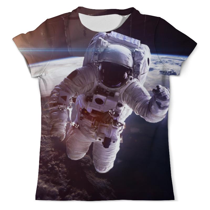 Футболка с полной запечаткой (мужская) Printio Космос футболка с полной запечаткой мужская printio звезда космос