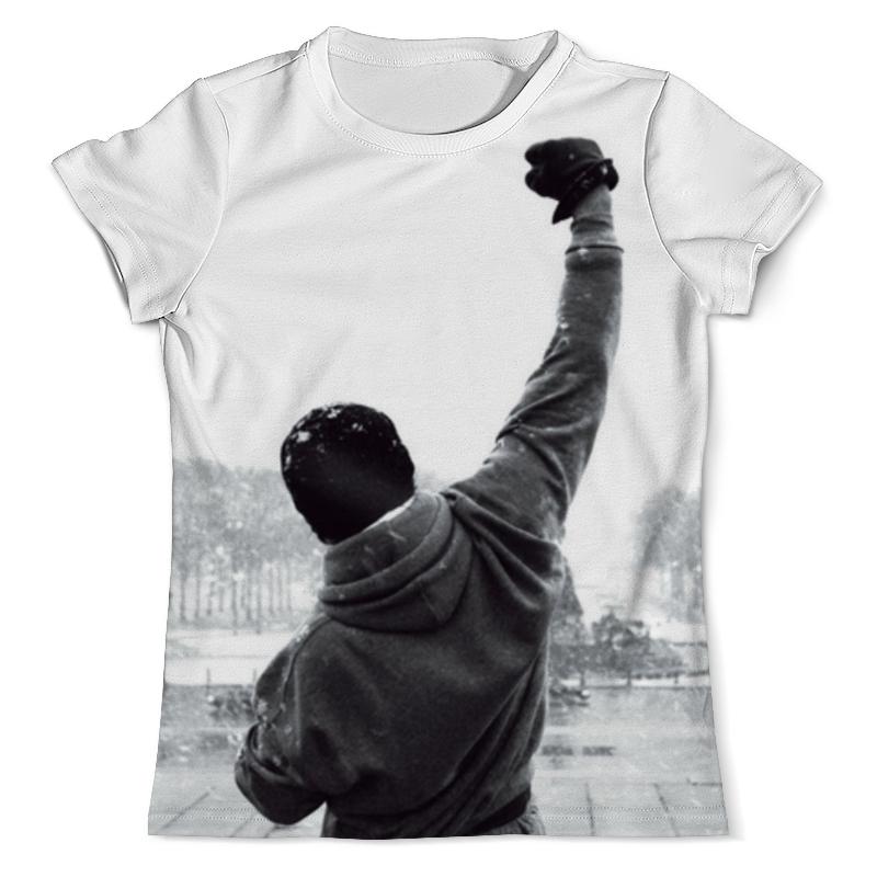 Printio Рокки футболка с полной запечаткой мужская printio battlefield v