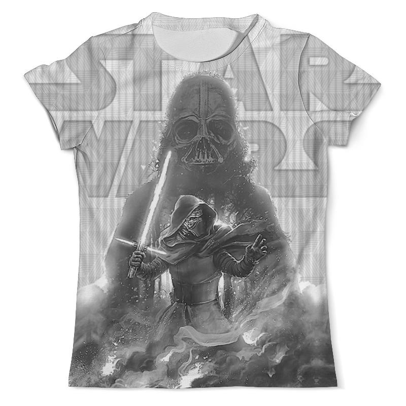 Printio Darth vader design (star wars black) футболка с полной запечаткой мужская printio darth vader design star wars