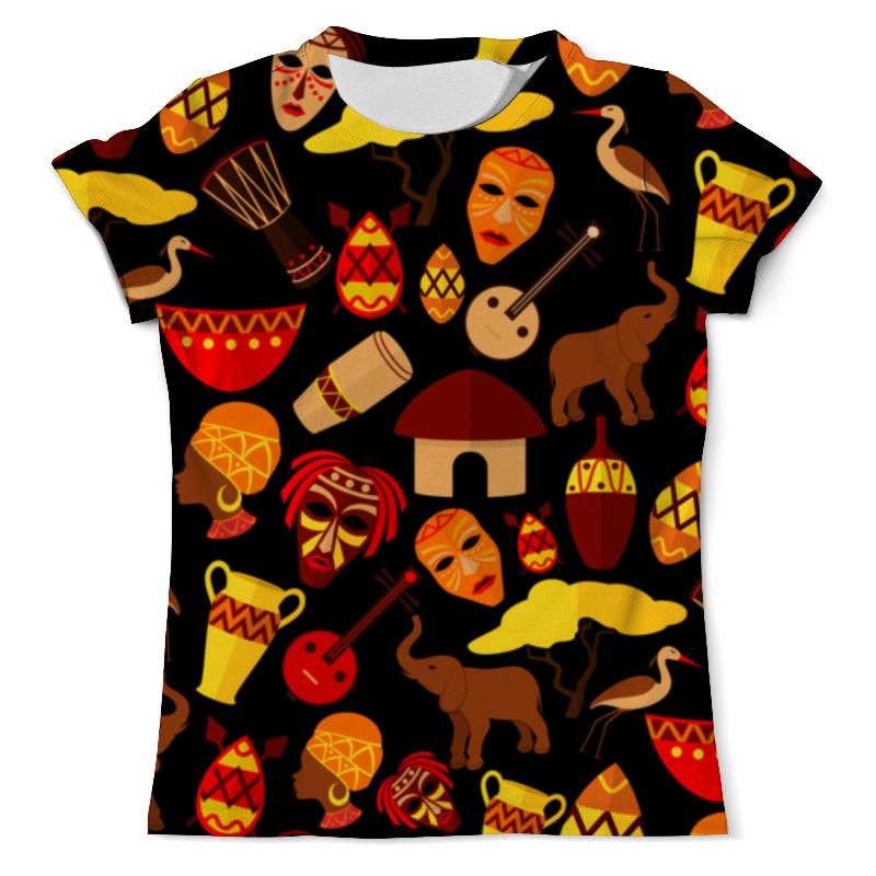 Printio Джунгли футболка с полной запечаткой женская printio джунгли