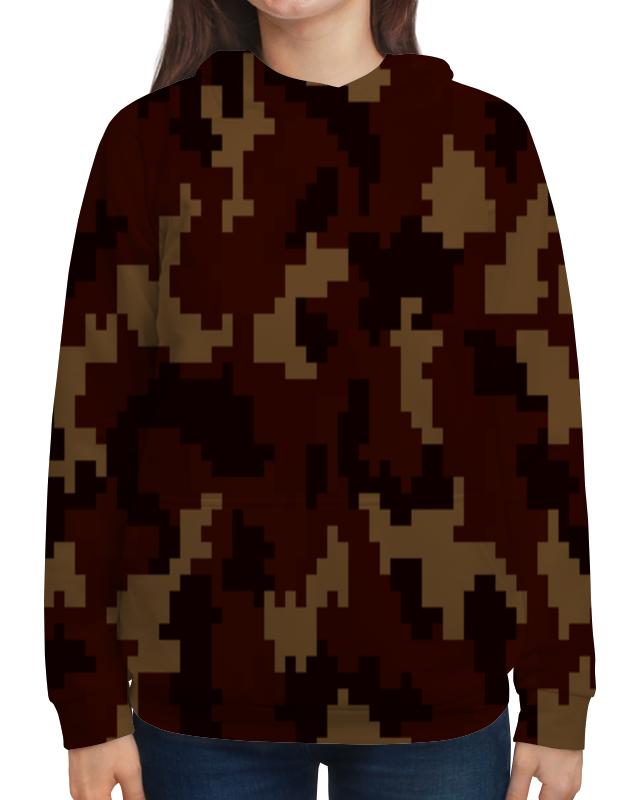 Толстовка с полной запечаткой Printio Армия лонгслив printio армия россии