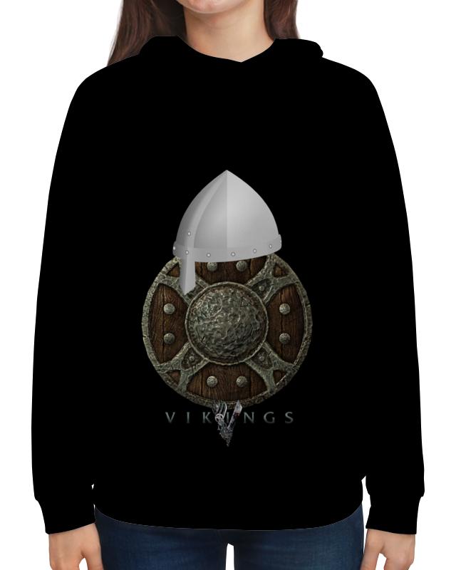 Толстовка с полной запечаткой Printio Викинги. vikings борцовка с полной запечаткой printio викинги vikings