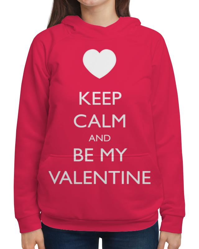 Толстовка с полной запечаткой Printio Keep calm футболка wearcraft premium printio keep calm