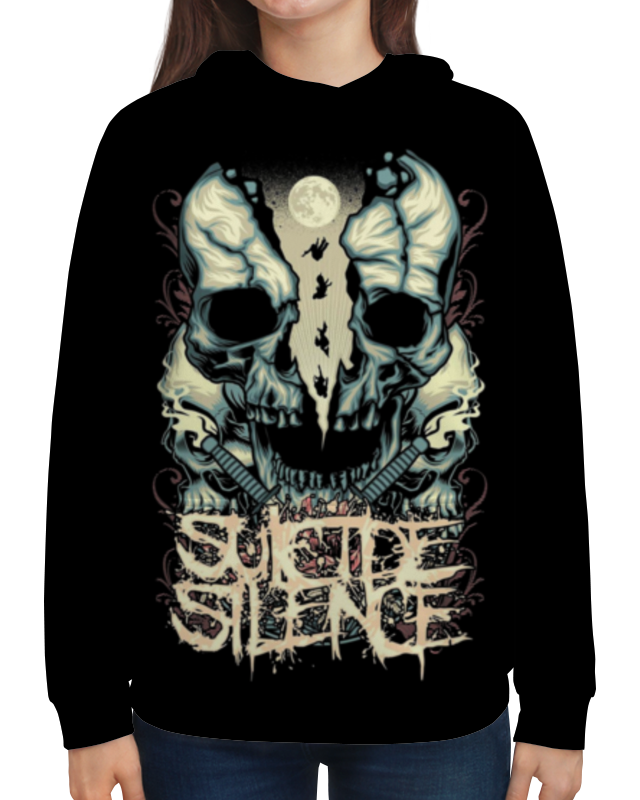 Printio Suicide silence сумка printio suicide silence