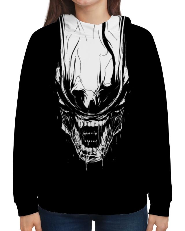Фото - Толстовка с полной запечаткой Printio Xenoblack рубашка поло с полной запечаткой printio xenoblack