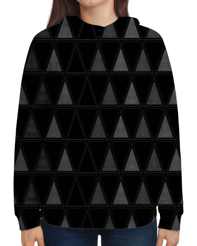 Толстовка с полной запечаткой Printio Треугольник прорезыватели macik забавка треугольник с колечками