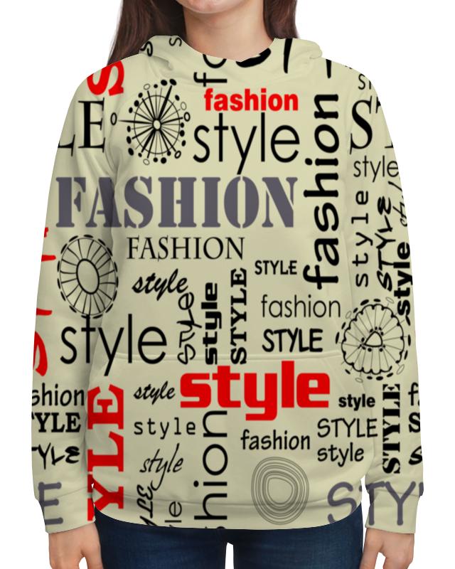 Толстовка с полной запечаткой Printio Fashion style fashion style