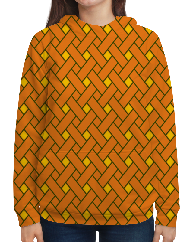 Printio Оранжевые линии футболка с полной запечаткой мужская printio оранжевые линии