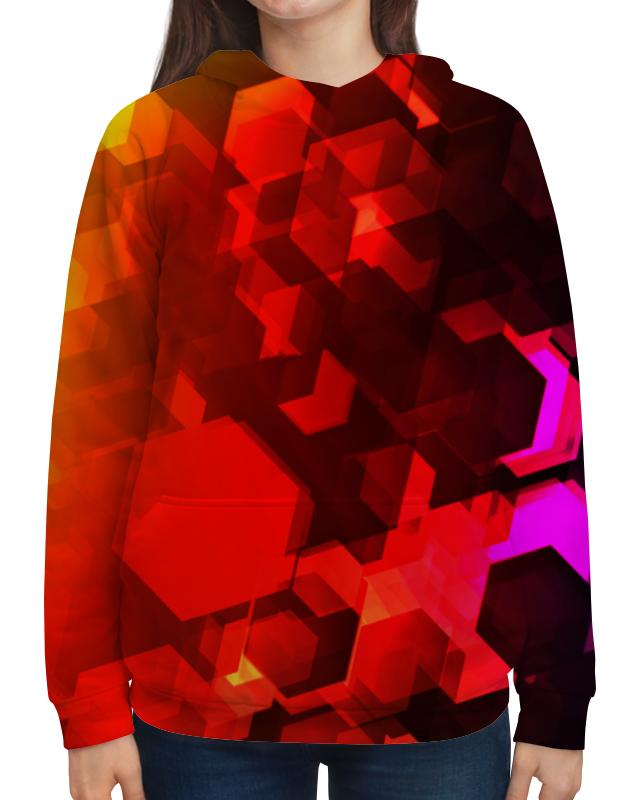 Фото - Printio Шестиугольники борцовка с полной запечаткой printio шестиугольники