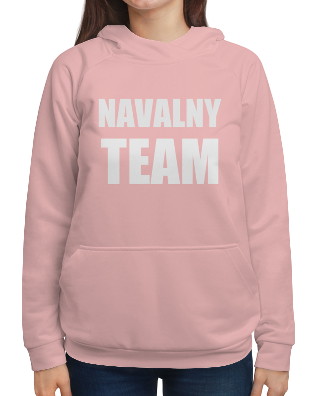 Толстовка с полной запечаткой Printio Навальный team свитшот мужской с полной запечаткой printio navalny team 20 8 1