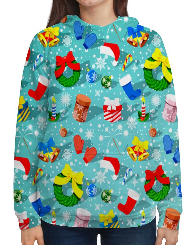 Толстовка с полной запечаткой Printio Подарки сумка printio подарки