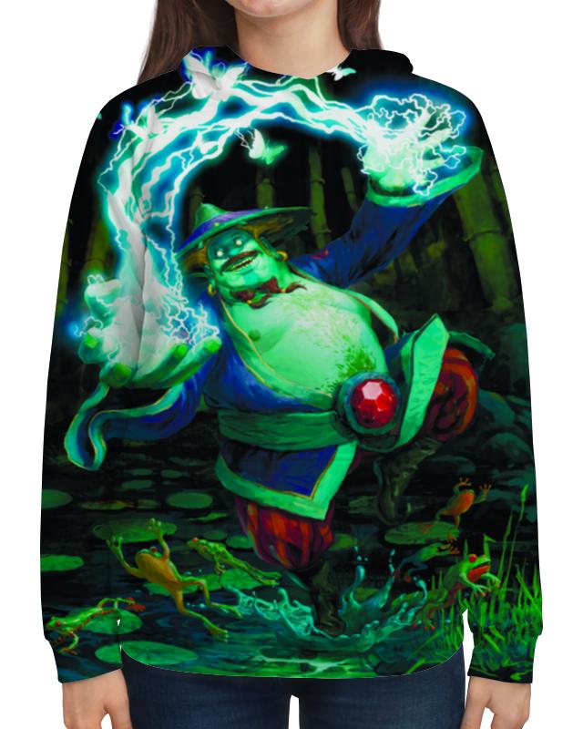 Толстовка с полной запечаткой Printio Storm spirit storm 47236 bk