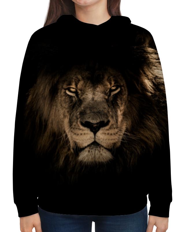 цена Printio Хищный лев онлайн в 2017 году