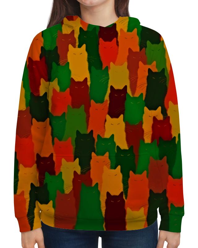 Толстовка с полной запечаткой Printio Домашние питомцы домашние костюмы