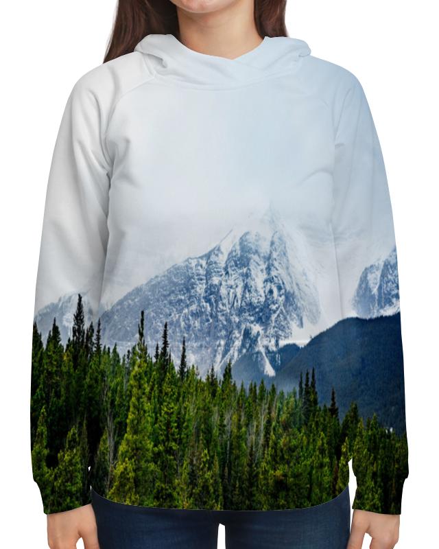 Толстовка с полной запечаткой Printio Ледяная гора толстовка с полной запечаткой printio ледяная орхидея