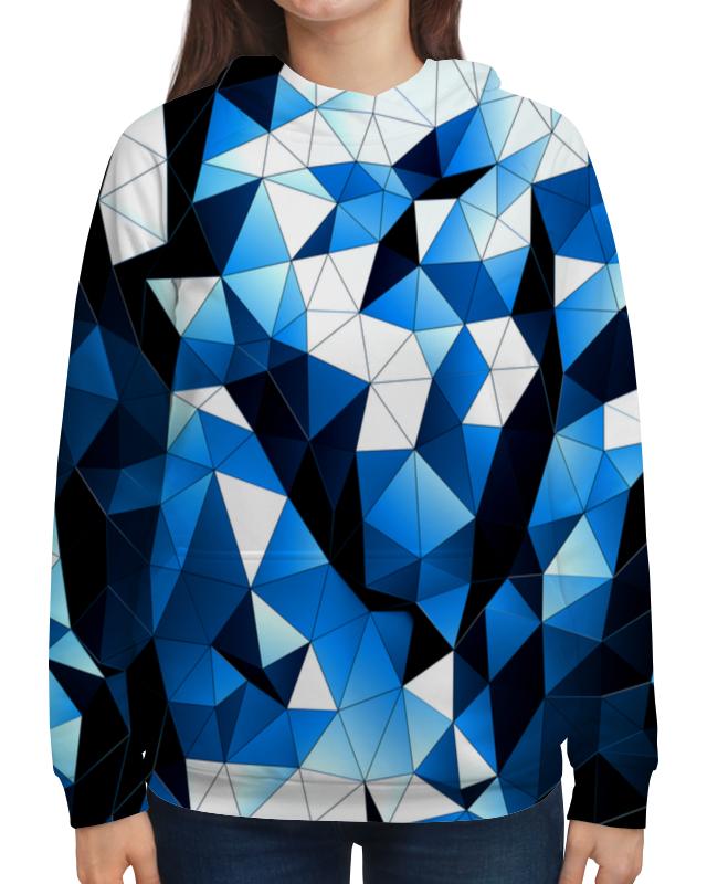 Толстовка с полной запечаткой Printio Стекла цветные 100 грамовые стеклянные бутылочки из стекла цветные