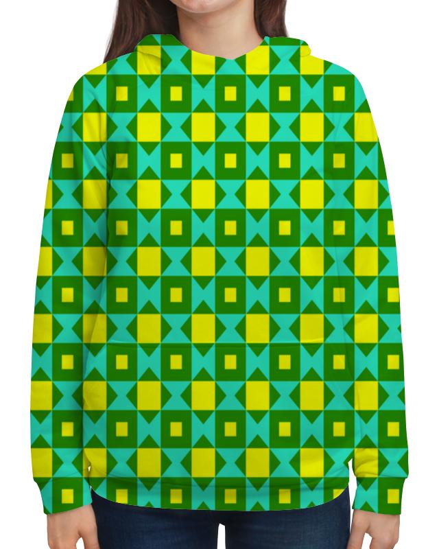 Толстовка с полной запечаткой Printio Графический узор графический дизайн