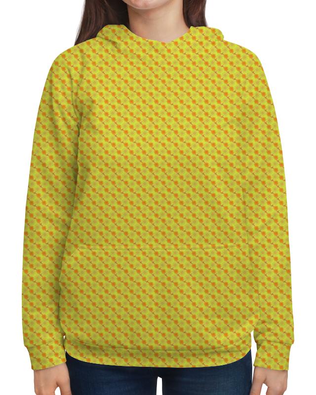 Толстовка с полной запечаткой Printio Одуванчик. абстракция. орнамент кружка printio одуванчик
