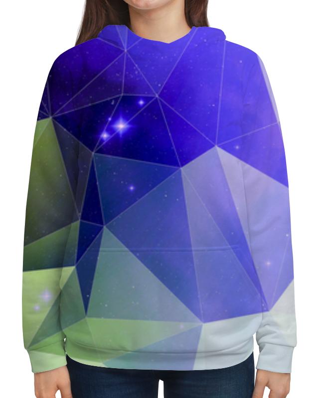 Printio Космический треугольник футболка с полной запечаткой для девочек printio космический треугольник