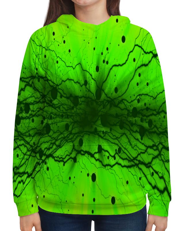 Фото - Толстовка с полной запечаткой Printio Взрыв красок толстовка с полной запечаткой printio буря красок