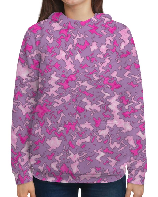 Printio Камуфляж мраморный (розовый) толстовка с полной запечаткой printio розовый камуфляж