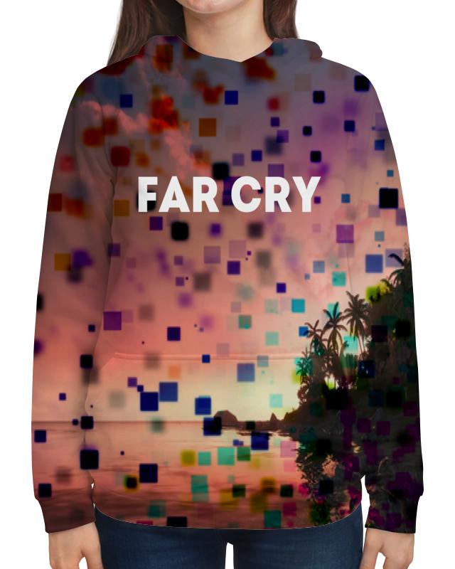 Толстовка с полной запечаткой Printio Far cry автомагнитола far car l001