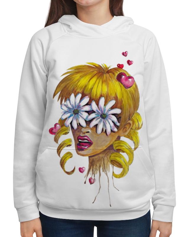 Фото - Printio Без ума от цветов футболка с полной запечаткой для девочек printio без ума от цветов