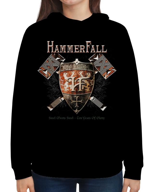 Толстовка с полной запечаткой Printio Hammerfall hammerfall hammerfall r evolution