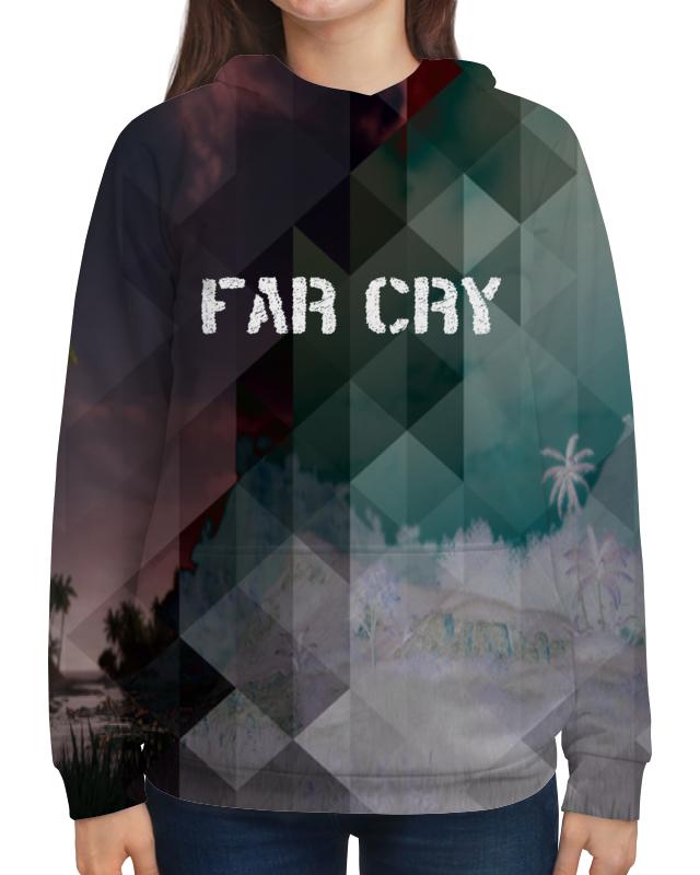 Толстовка с полной запечаткой Printio Far cry худи print bar far cry