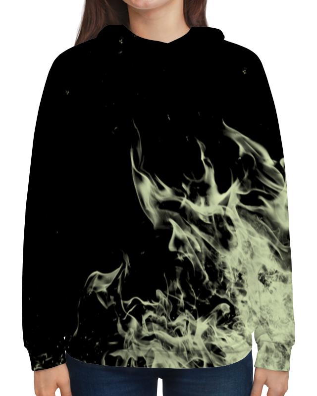 Толстовка с полной запечаткой Printio Огненный борцовка с полной запечаткой printio огненный