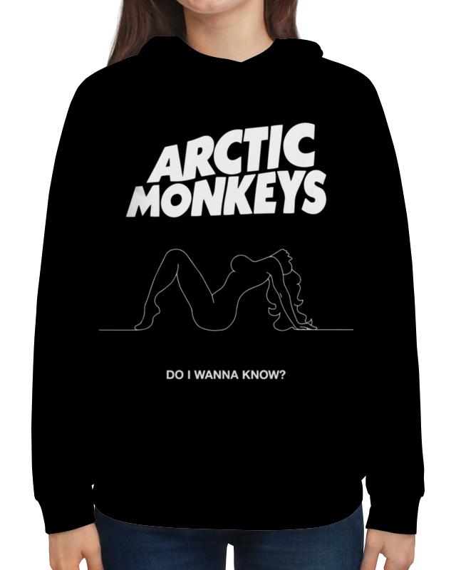 Толстовка с полной запечаткой Printio Arctic monkeys arctic monkeys am