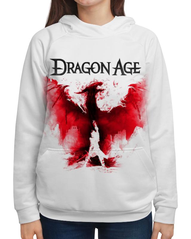 Толстовка с полной запечаткой Printio Dragon age