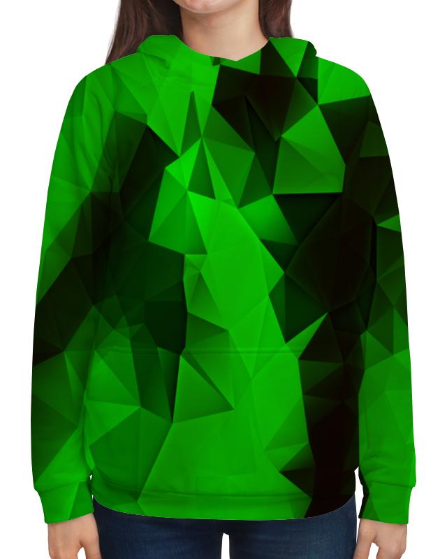 Толстовка с полной запечаткой Printio Зеленые стекла толстовка с полной запечаткой printio зеленые стекла