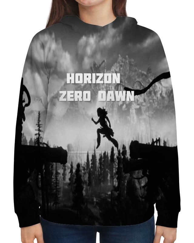 Толстовка с полной запечаткой Printio Horizon zero dawn ground zero толстовка