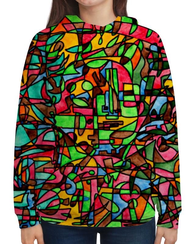 Толстовка с полной запечаткой Printio Mr3d`v---=' футболка с полной запечаткой мужская printio mr3d v