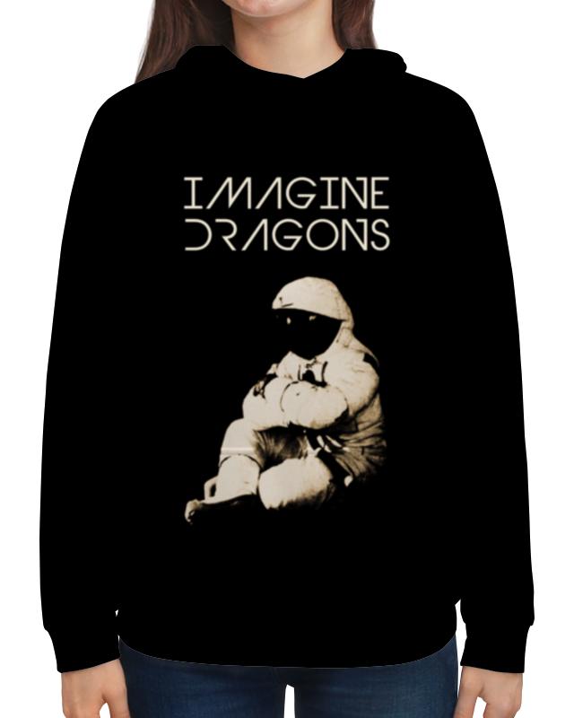 Толстовка с полной запечаткой Printio Imagine dragons