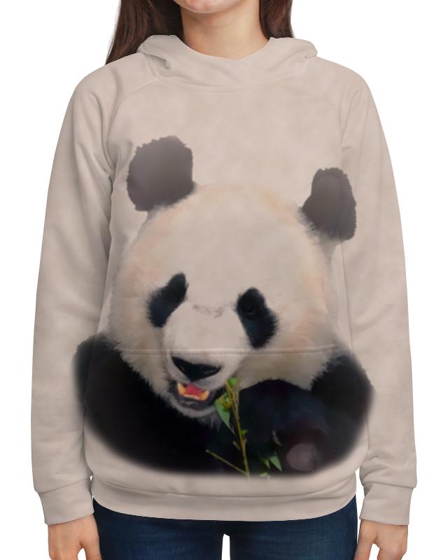 Printio Панда толстовка с полной запечаткой printio панда