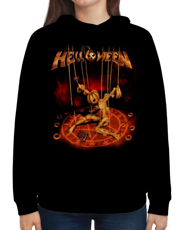 Толстовка с полной запечаткой Printio Helloween helloween chile