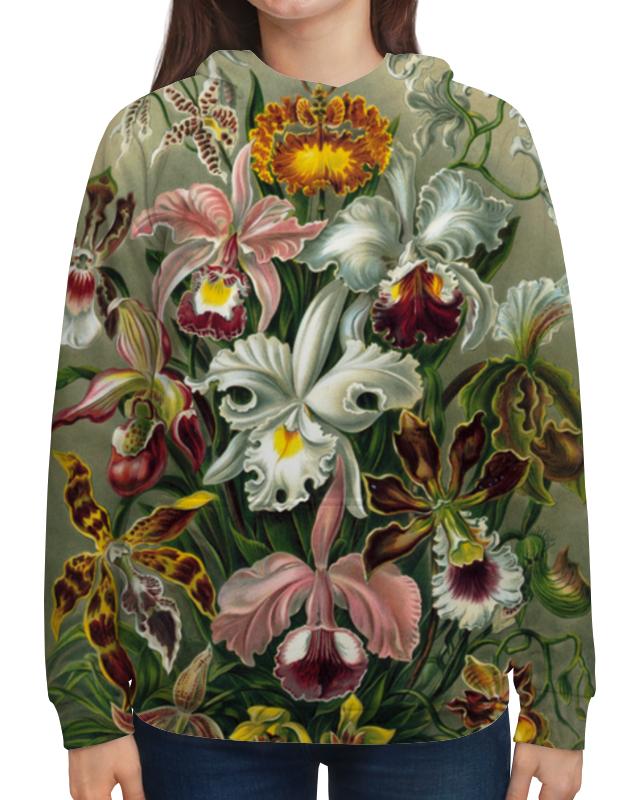 Printio Орхидеи (orchideae, ernst haeckel) шапка унисекс с полной запечаткой printio орхидеи orchideae ernst haeckel
