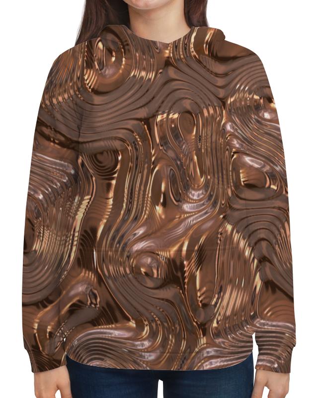 Толстовка с полной запечаткой Printio Золотой шелк юбка в складку printio золотой шелк