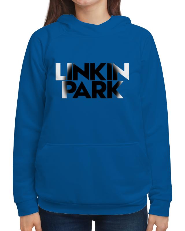 Толстовка с полной запечаткой Printio Linkin park